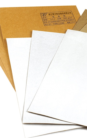 High strength corrugated base paper